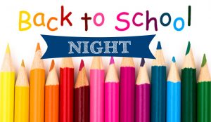 back-to-school night 2nd
